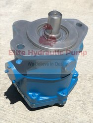 Open Eaton Vickers Piston Pump