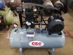 Single Piston Air Compressor