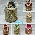 Ladies Potli Bags Sac