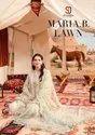 Shraddha Designer Maria B Lawn Vol 1 Lawn Cotton With Embroidery Pakistani Suit Catalog