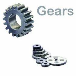 Heavy Duty Lathe Machine Gears