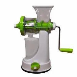 Plastic Green, White Juicer Mixer Grinder, For Kitchen