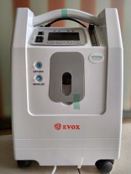 EVOX Bacteria ABS Oxygen Concentrator For Home