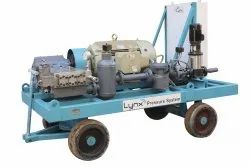 Hydro Blasting Pump And Systems