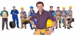Male & female Industrial Semi Skilled Manpower Services, Pan India