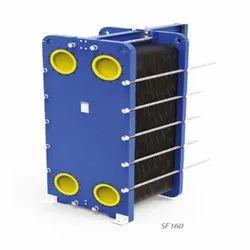 Sondex SF160 Free Flow Plate Heat Exchangers