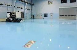 Residential Building PU Flooring Service, For Indoor, Waterproof
