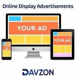 Online Display Advertisements in Pan India