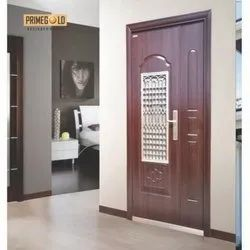 Zink Alloy PGMS-1 Mother & son Security Door, For Home, Size: 92*48