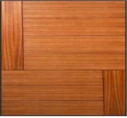Niki 81 Inch Ost Veneer Groove Doors