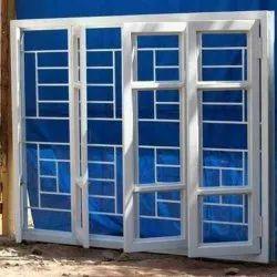 Stainless Steel Window Fabrication Service