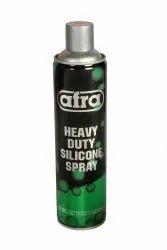 Afra Heavy Duty Silicone Spray, Grade 8084