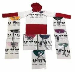 Alishba Fashion Full Sleeve Ladies Cotton Hooded T Shirt, Size: Large