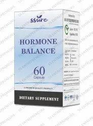 Ssure Hormone Balance Capsule for Ladies Hormone Problems