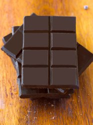 Rectangular Milk Chocolate Bar