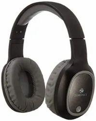 Black Zeb-Thunder Zebronics Wireless Headset