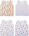 Daily Wear Peubud Unisex Printed Cotton Jhabla For Newborn, Age Group: 3 - 6 Months
