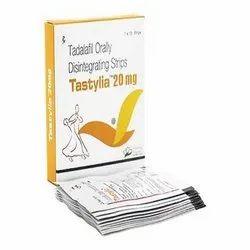Tastylia 20 Mg Oral ( Tadalafil )