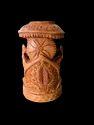 Ganesh Ji Wooden Chhatar Murti 3 Inch