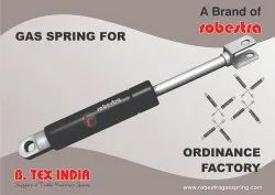 GAS SPRINGS FOR DEFENCE SECTOR