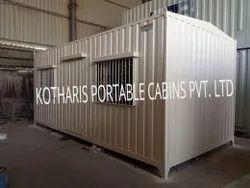 Gi Portable Office Cabin