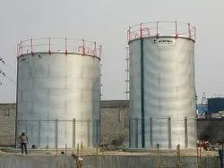 Galvanized Iron Water Storage Tank