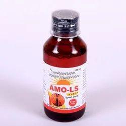 AMO-LS Cough Syrup, 100 ml