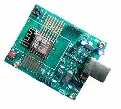 ESP8266 Burner, Fixture Test Board & Development Board for ESP-12S/12F/12E/07S/07 Series Module