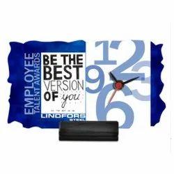 Corporate Gifts Desktop Clock