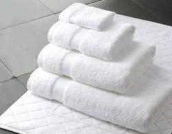 White Hotel Terry Bath Towel 30