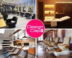 Spa Salon Interior Designing Service
