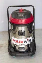 Vacuum Cleaner - Double Motor - Single Phase