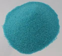 Sky Blue Colour Aquarium Sand