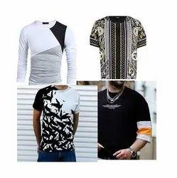 Kriscan Cotton Designer T Shirt
