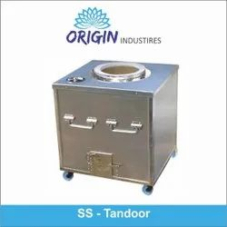 Stainless Steel Square SS Tandoori Pot, For Restaurant