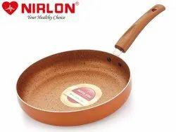 Nirlon Non-Stick Fry Pan Ultimate Induction Base