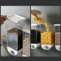 Push Storage Container (1100ml Pack Of 1 Pcs)