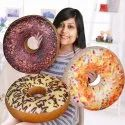 Donut Shaped Pillow