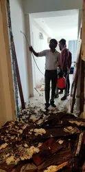Chemical based Post Construction Anti Termite Treatment, Delhi & Ncr
