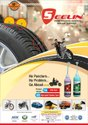 Anti Puncture Tyre sealant for Scooters with Tube tyres