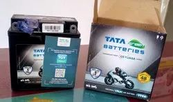 Capacity: 2W TATA GREEN BATTERY MOTERCYCLE BIG, Yt5a Vrla