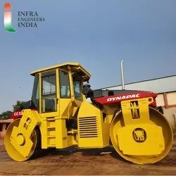 Dynapac Double Drum Roller