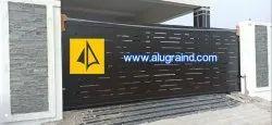 Aluminium Cantilever Slide Gate