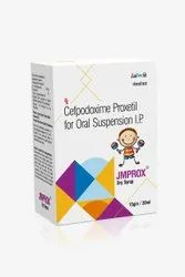 Dry Syrup Cefpodoxime Proxetil 50 mg/5ml With Water