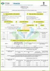 TAN TDS Quarterly Return Filing Service, in Bengaluru
