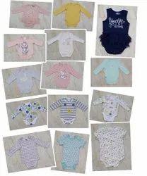 Unisex Casual Wear Newborn Baby Dress, Age Group: 1-2yr