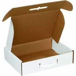 Die Cut And Folding Box