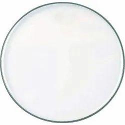 White Fiber Drum Skin Head, Size: 20 Inch