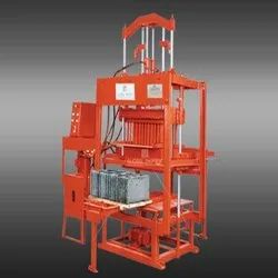 Global 640 S Hydraulic Block Making Machine