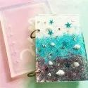 SILICONE NOTEBOOK COVER RESIN MOLD - A5 SIZE.